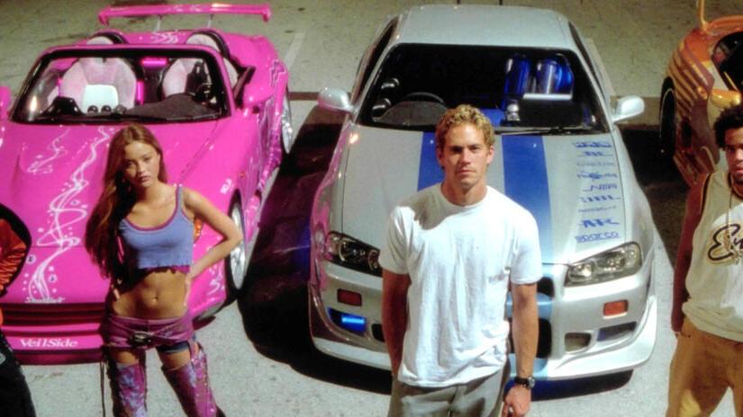 Immagine tratta da 2 Fast 2 Furious