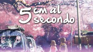 5 cm al secondo