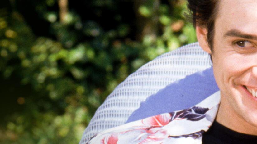 Immagine tratta da Ace Ventura - L'acchiappanimali