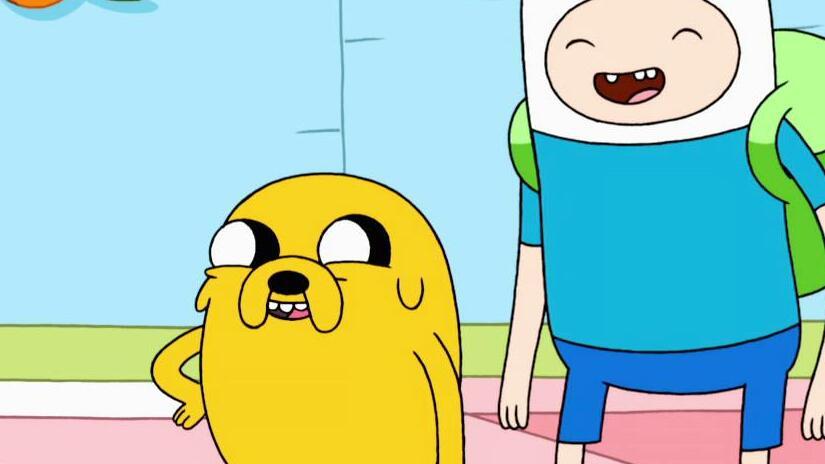Immagine tratta da Adventure Time