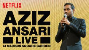 Aziz Ansari Live at Madison Square Garden