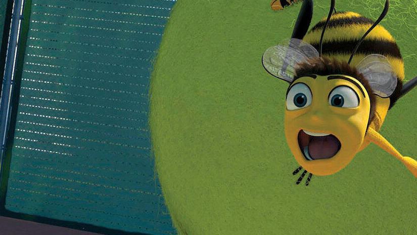 Immagine tratta da Bee Movie
