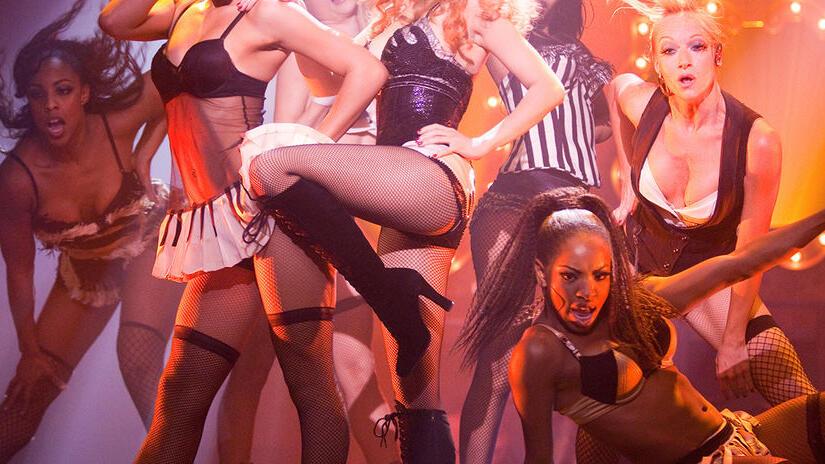 Immagine tratta da Burlesque
