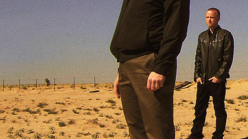 Immagine tratta da Breaking Bad