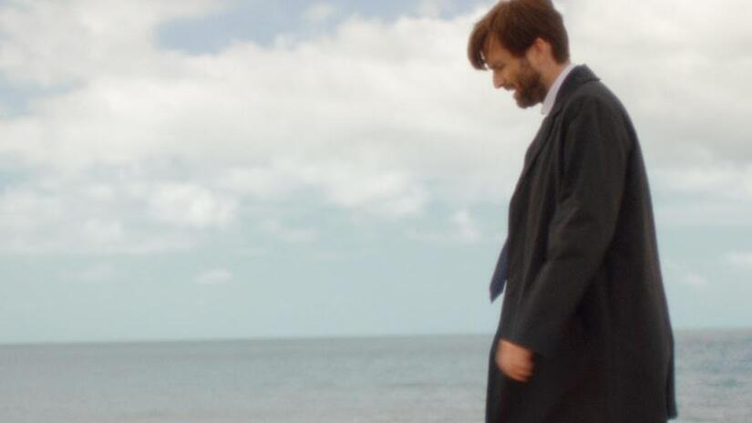 Picture from Broadchurch