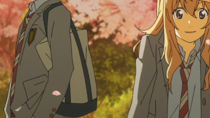 Picture from Your lie in April
