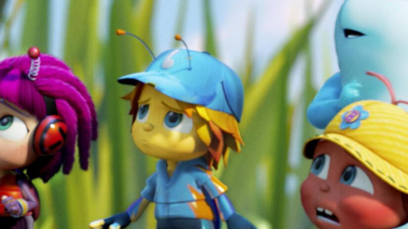 Immagine tratta da Beat Bugs