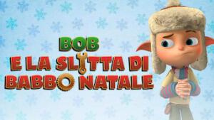 Bob e la slitta di Babbo Natale