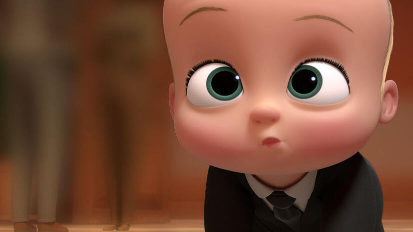 Picture from The Boss Baby: Back in Business
