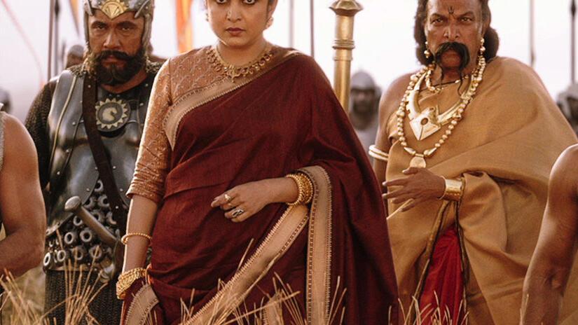 Immagine tratta da Baahubali: The Beginning (versione hindi)