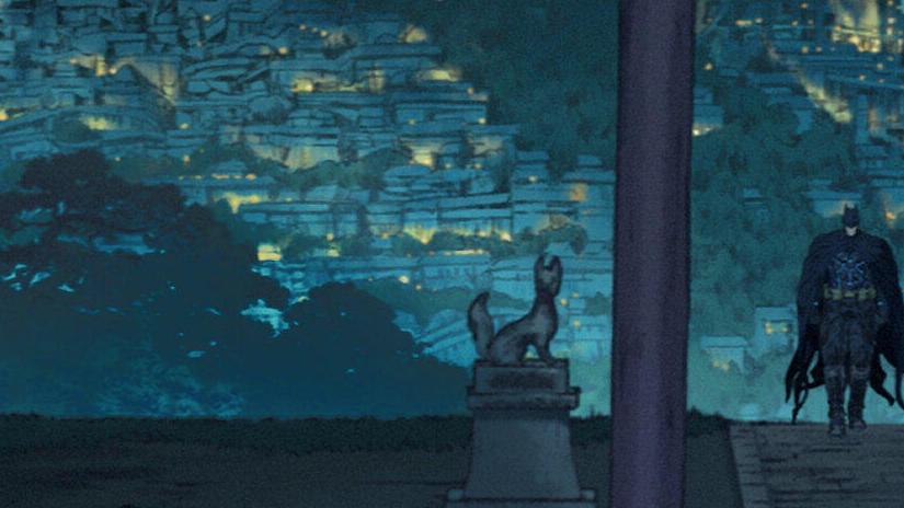 Immagine tratta da Batman Ninja