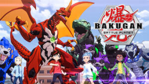 Bakugan - Battle Planet