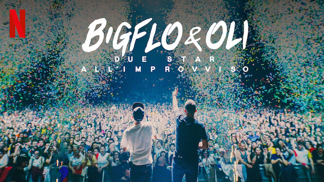 Bigflo & Oli: due star all'improvviso