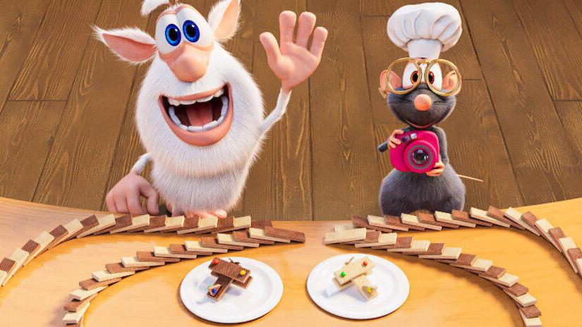 Immagine tratta da Booba: Food Puzzle