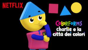Colorforms: Charlie e la città dei colori