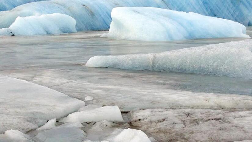 Immagine tratta da Chasing Ice