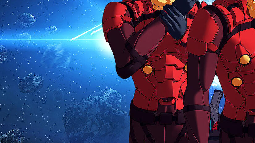 Immagine tratta da Cyborg 009: Call of Justice