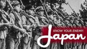 Conosci il tuo nemico - Giappone