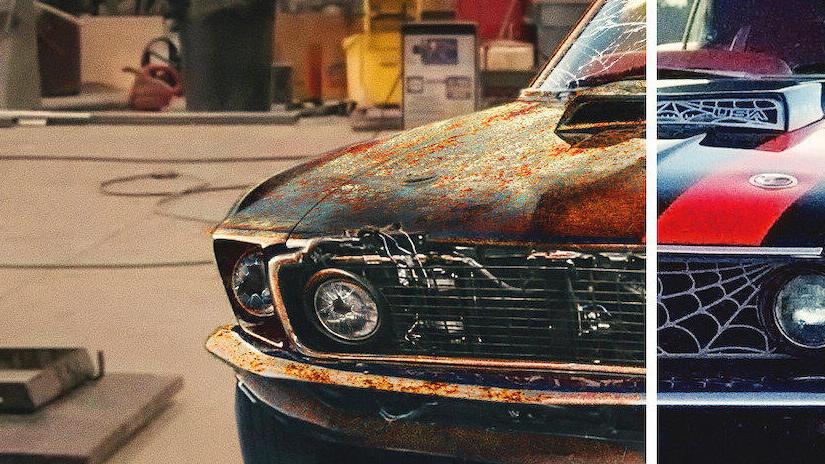 Immagine tratta da Car Masters: dalla ruggine alla gloria