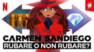 Carmen Sandiego: Rubare o non rubare?
