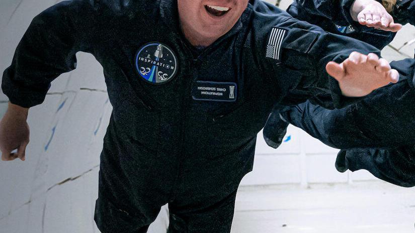 Immagine tratta da Countdown: Inspiration4 Mission to Space