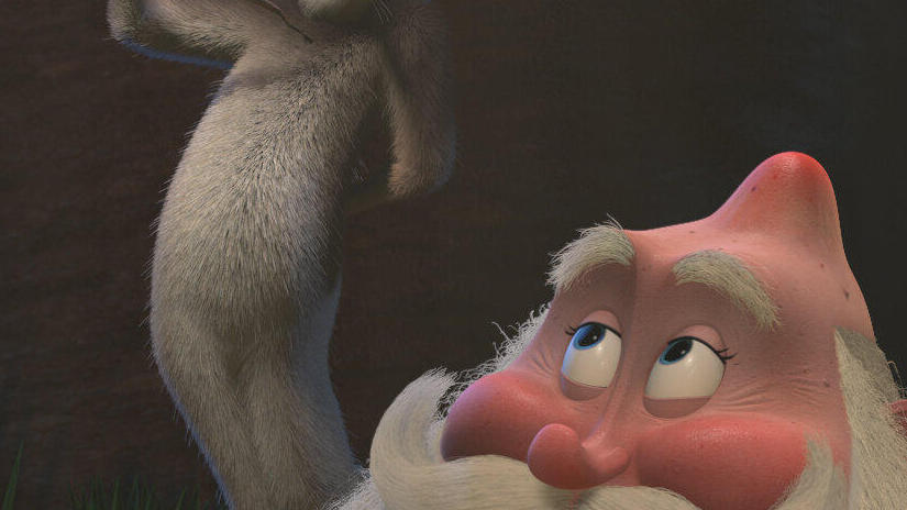 Picture from DreamWorks Holiday Classics