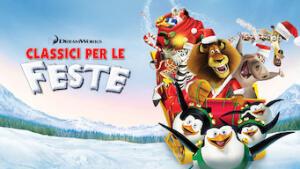DreamWorks: Classici per le feste