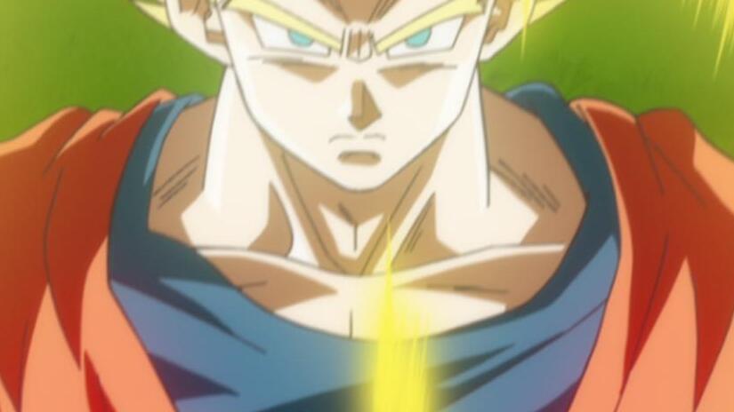 Immagine tratta da Dragon Ball Z: La battaglia degli dei
