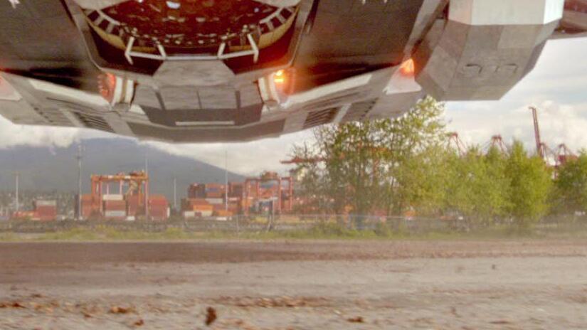 Immagine tratta da DC's Legends of Tomorrow