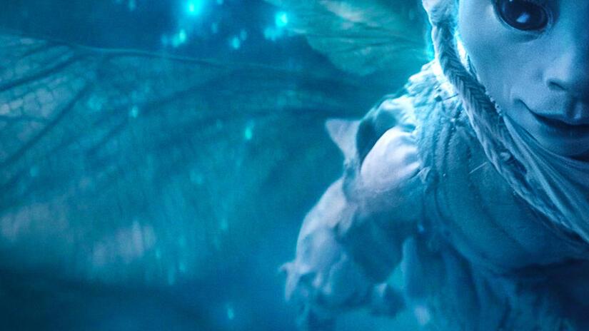 Immagine tratta da Dark Crystal: La resistenza
