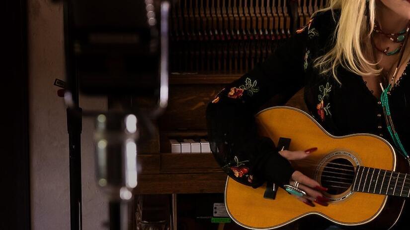 Immagine tratta da Dolly Parton: Here I Am