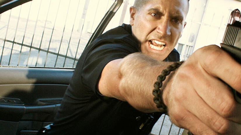 Picture from End of Watch