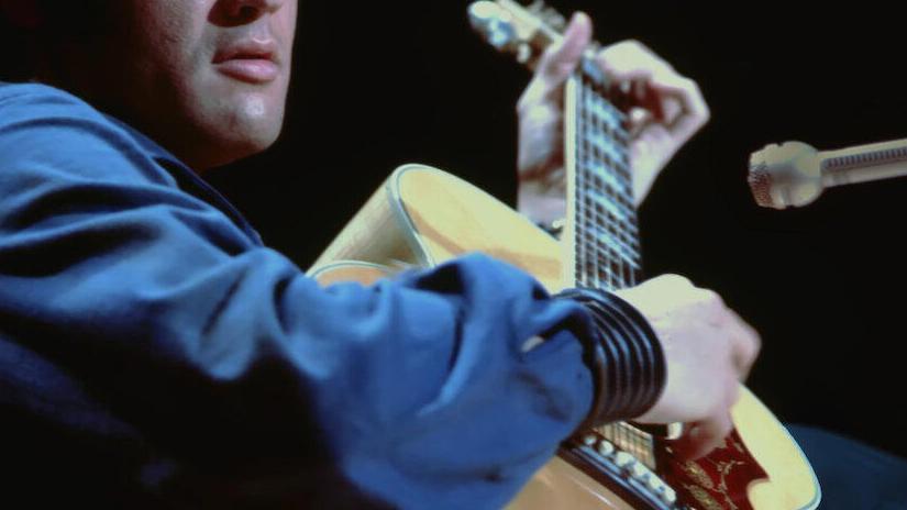 Immagine tratta da Elvis Presley: The Searcher