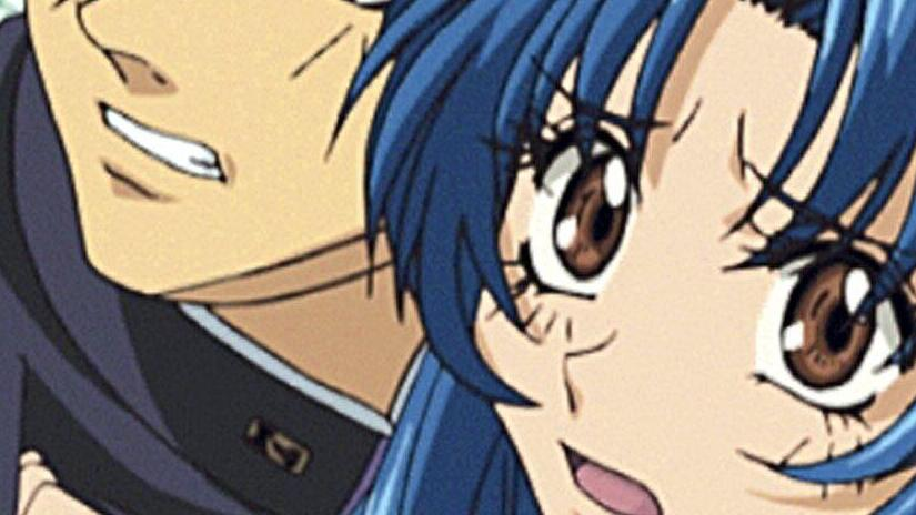 Immagine tratta da Full Metal Panic!