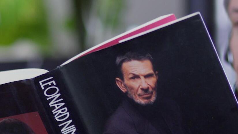 Immagine tratta da For the Love of Spock
