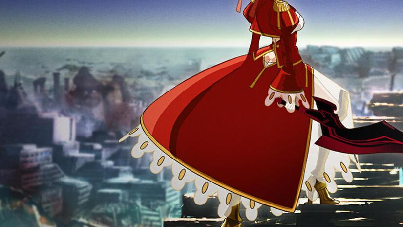 Immagine tratta da Fate/EXTRA Last Encore