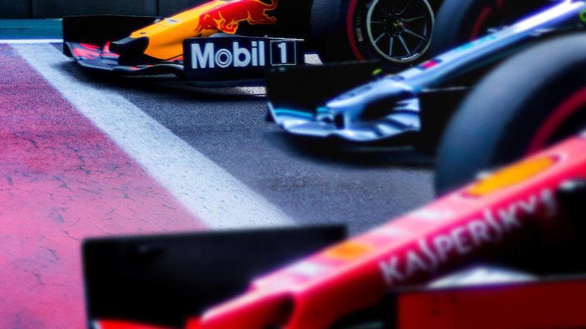 Immagine tratta da Formula 1: Drive to Survive