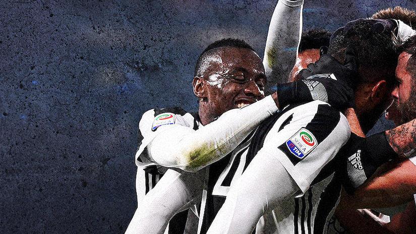 Immagine tratta da First Team: Juventus