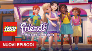Friends - Ragazze in missione