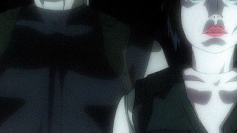 Immagine tratta da Ghost in the Shell 2 - L'attacco dei cyborg