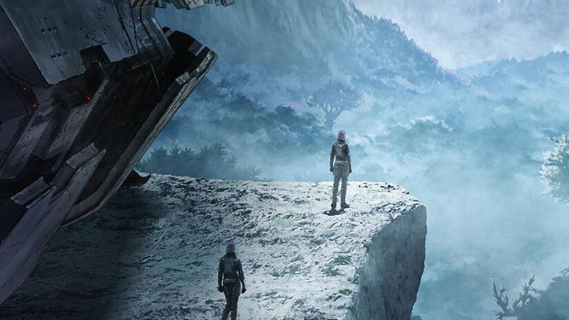 Immagine tratta da Godzilla - Il pianeta dei mostri