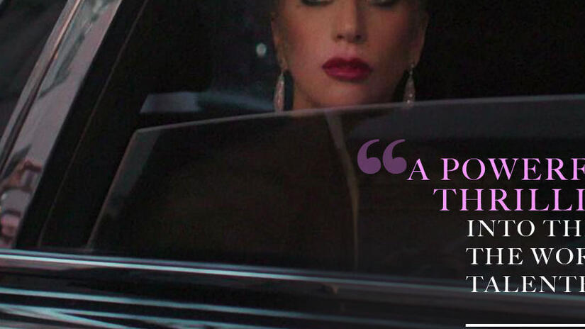 Picture from Gaga: Five Foot Two