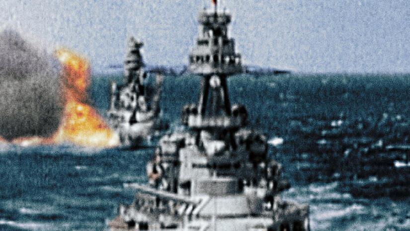 Immagine tratta da Grandi eventi della Seconda guerra mondiale a colori