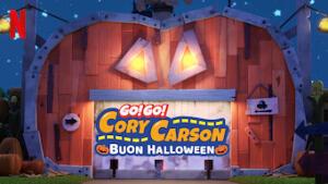 Go! Go! Cory Carson: Buon Halloween