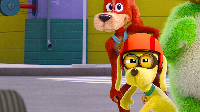 Immagine tratta da Go Dog Go