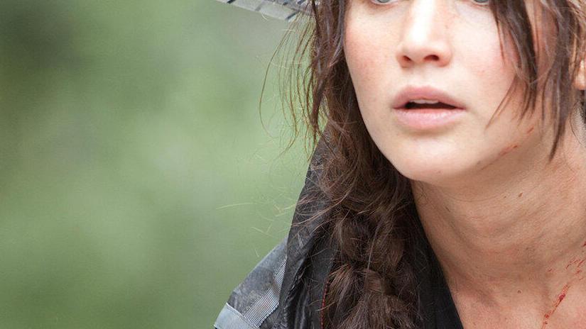 Immagine tratta da Hunger Games
