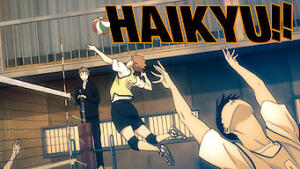Haikyu!! L'asso del volley