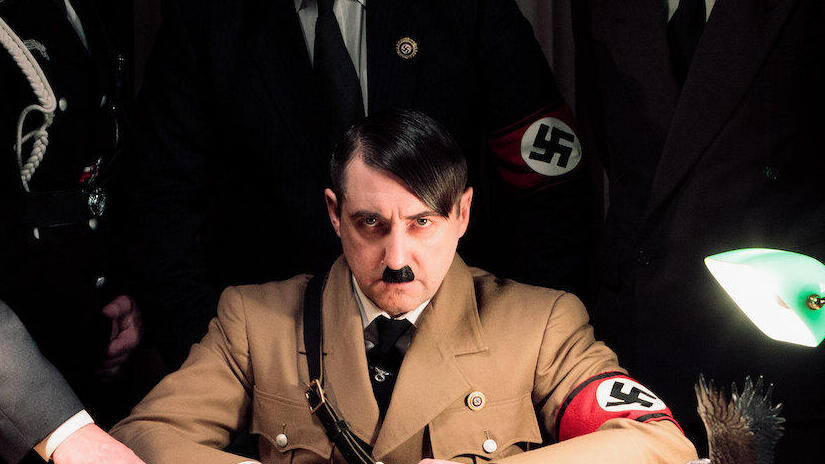 Picture from Hitler's Circle of Evil