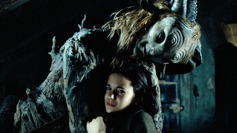 Picture from Pan's Labyrinth