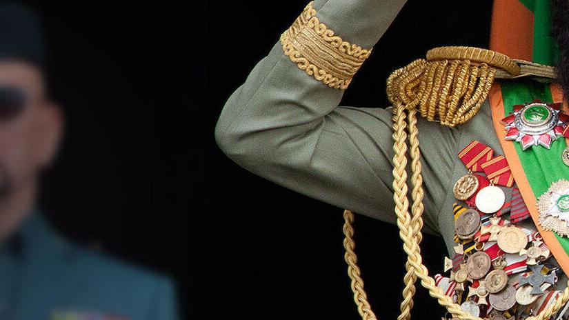 Immagine tratta da Il dittatore